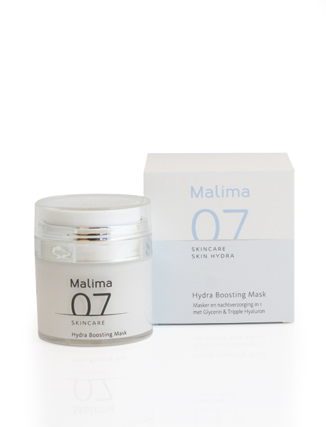 Malima 07 Hydra Boosting Mask 50 ml.