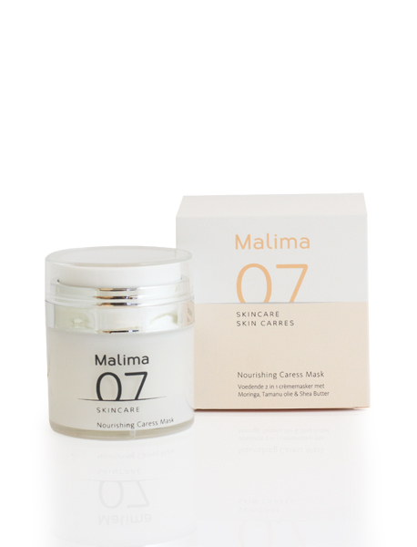 Malima 07 Nourishing Caress Mask 50 ml.