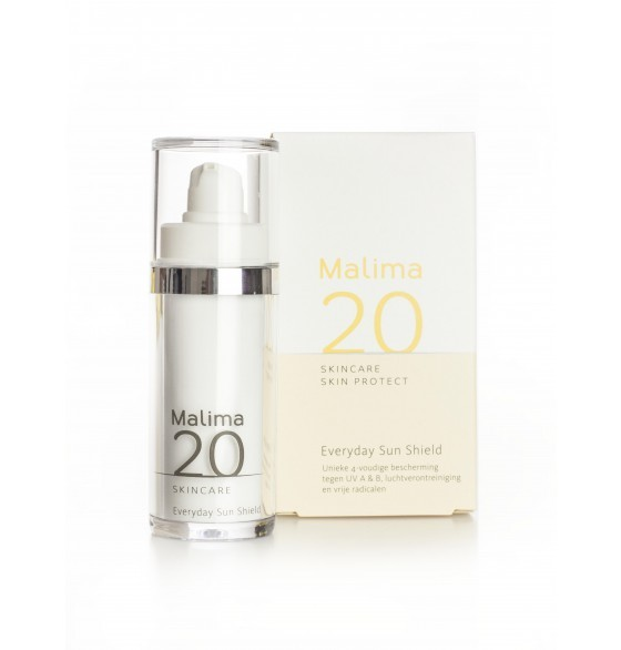 Malima 20 Everyday Sun Shield 30 ml.