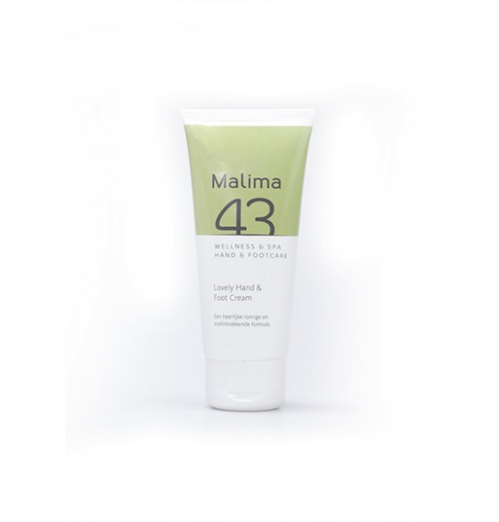 Malima 43 Lovely Hand & Foot Cream 100 ml.