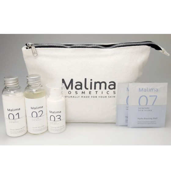 Malima Home Treatment Set / Skin Hydra