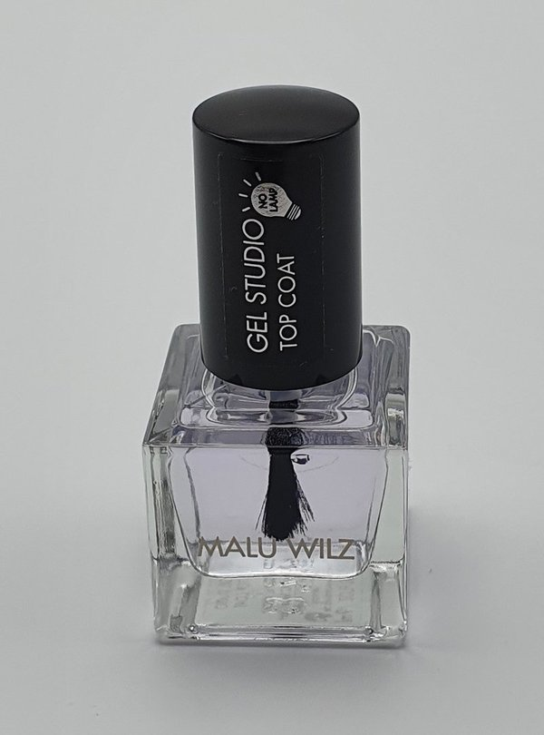 Malu Wilz Gel Studio Top Coat 9 ml.