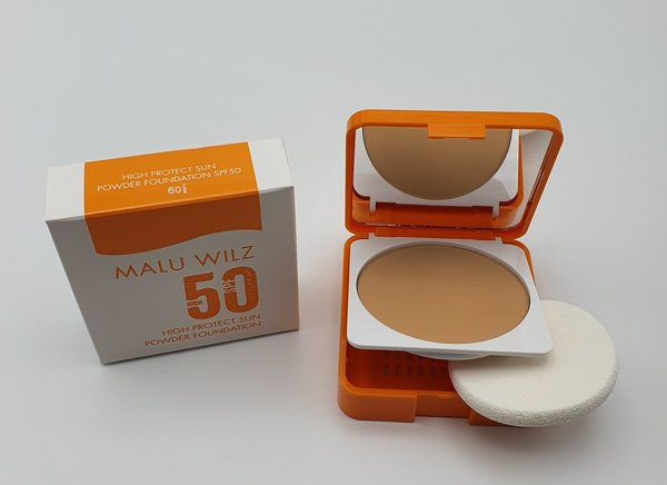 Malu Wilz High Protection Sun Powder Foundation SPF 50 cool beige nr. 60